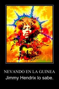 NELG Jimmy Hendrix Heroe