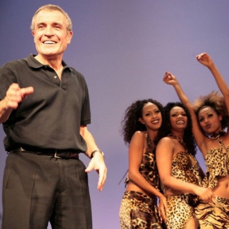 Pepe Rubianes y sus chicas
